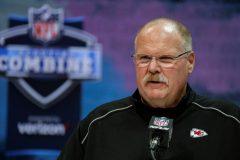 Andy Reid planifie la défense de titre des Chiefs de son sous-sol