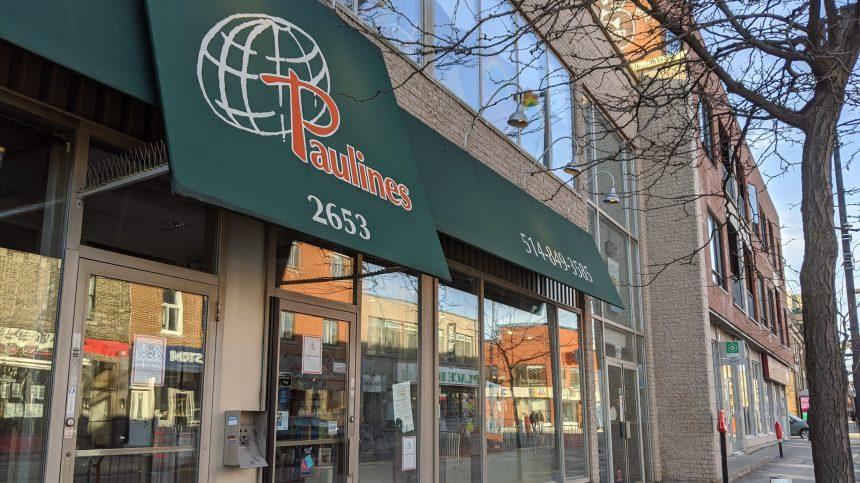 Des librairies de Rosemont font face à la crise grâce à la livraison