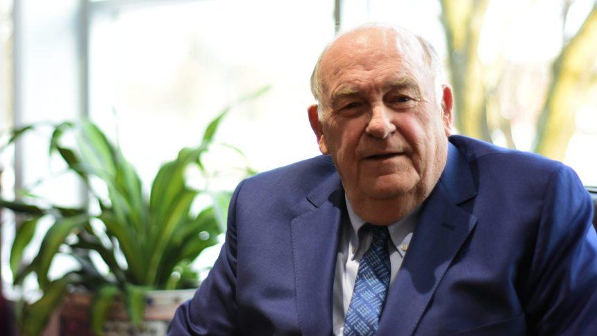 Le maire de Saint-Léonard, Michel Bissonnet, atteint de la COVID-19