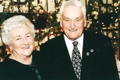 La veuve d'Yves Ryan, Huguette Labrecque-Ryan, s'éteint à 94 ans