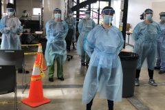 Coronavirus: une clinique de dépistage dans le nord-est de Montréal