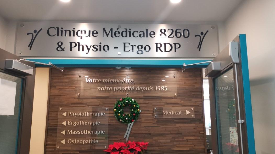 clinique 8260 RDP