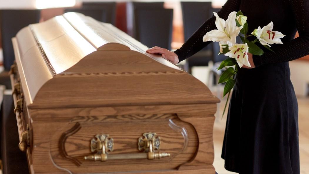 funérailles mort