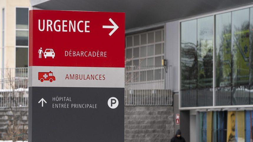 COVID-19: les hospitalisations repartent à la hausse au Québec