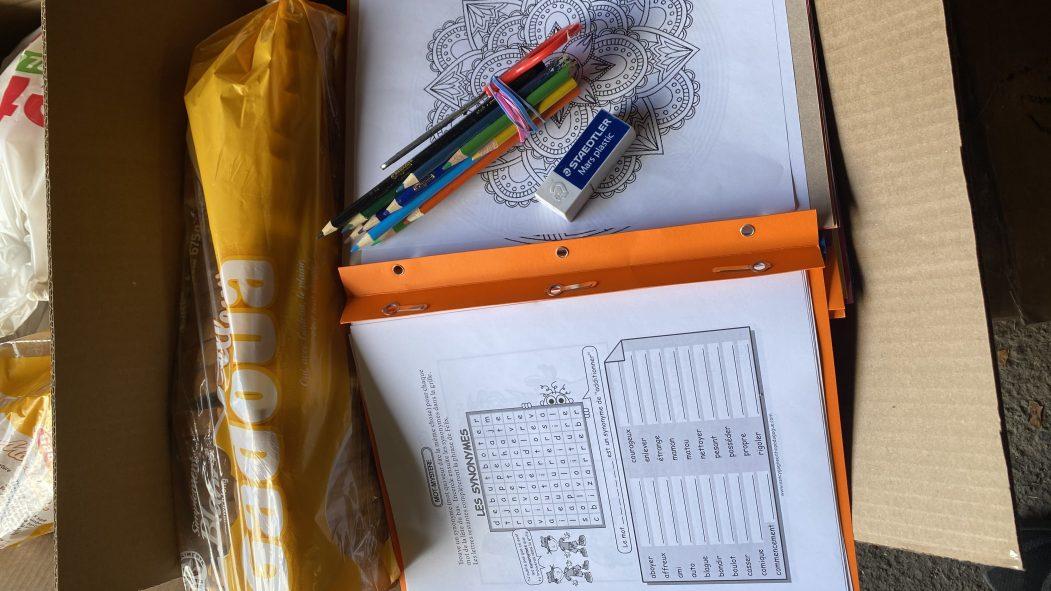 enfants kits éducatif RDP