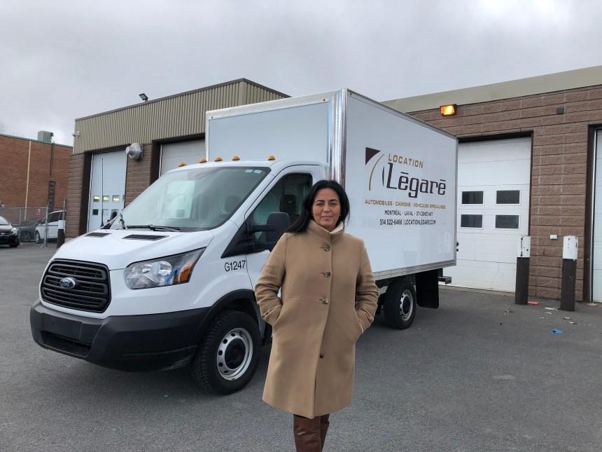 Des camions réfrigérés pour combattre la faim