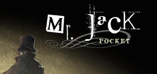 Jeu du Lundi : Mr Jack Pocket