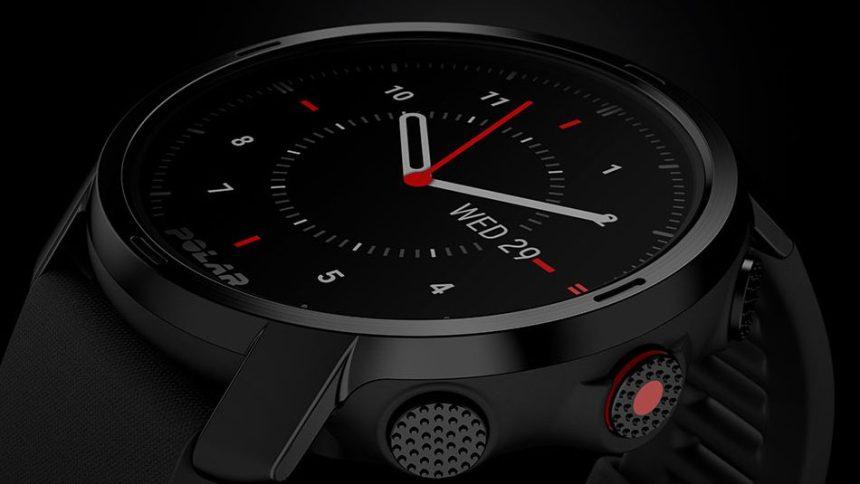 Polar présente sa nouvelle montre Grit X