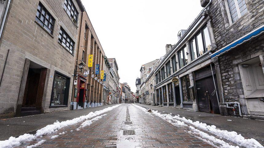 Le Grand Montréal happé par le coronavirus, mais moins que plusieurs métropoles