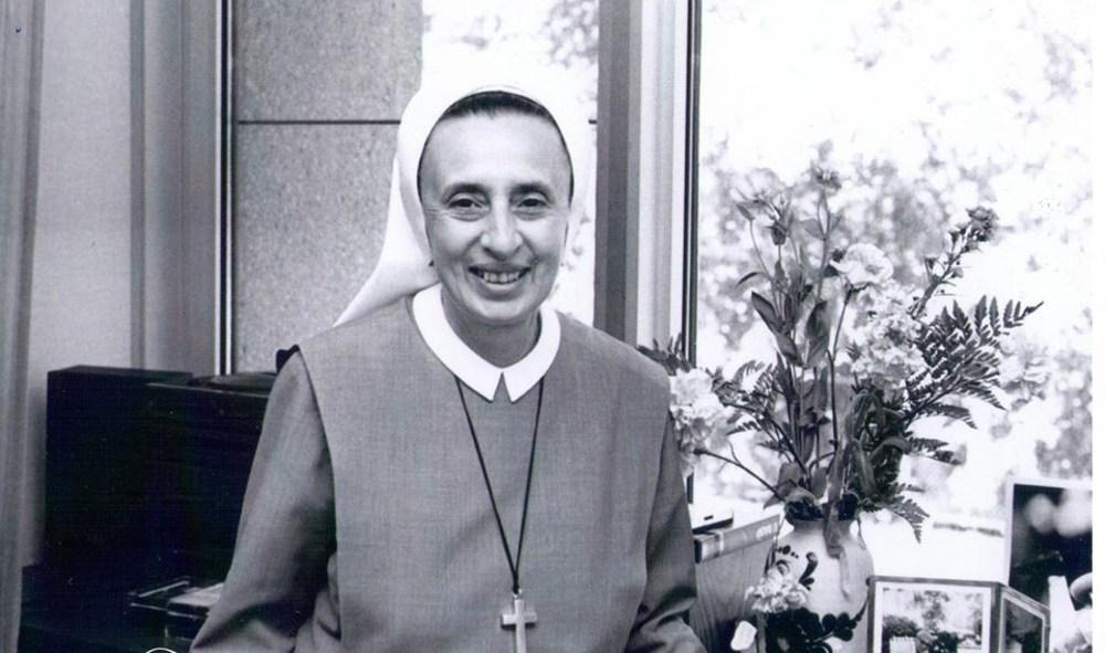 Soeur Orietta Roda fondatrice collège Saint-Marcelline