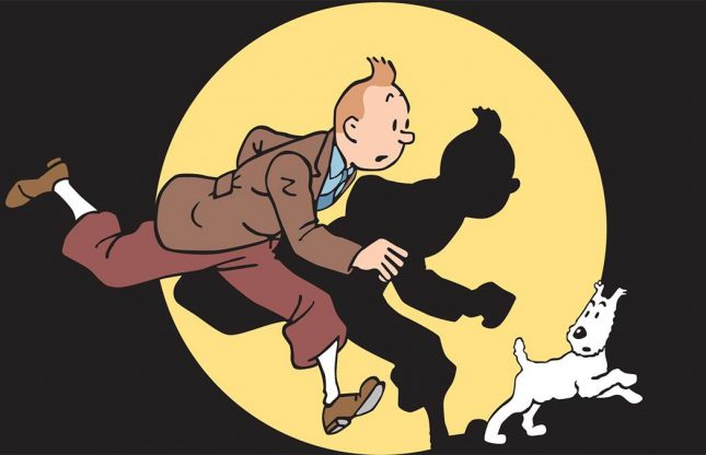 Un nouveau jeu Tintin en développement chez Microids