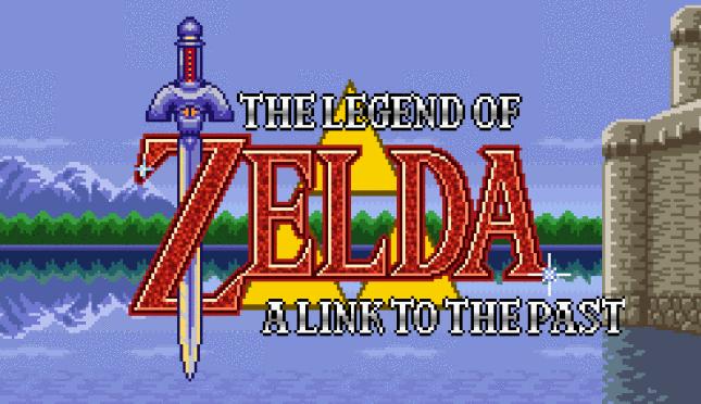Jeu du Jeudi : The Legend of Zelda – A Link to the Past