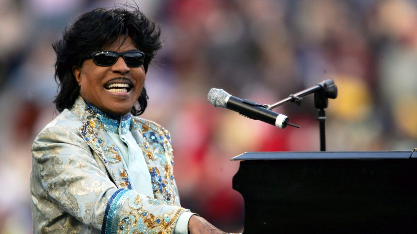 Little Richard, pionnier américain du rock and roll, est mort
