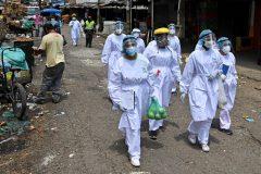 Coronavirus: les nouveaux développements sur la pandémie