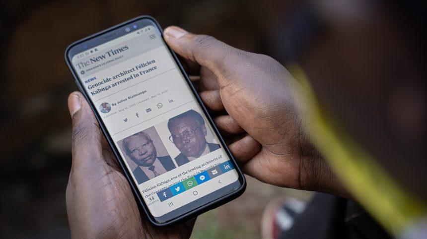 Les États-Unis saluent l'arrestation du «financier» du génocide au Rwanda