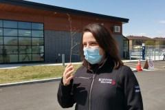 Nouvelles infections à la COVID-19 en baisse : «Restons prudents» insiste Caroline Bourgeois