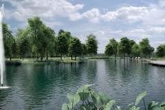 Début des travaux de 2,5 M$ au parc Ahuntsic