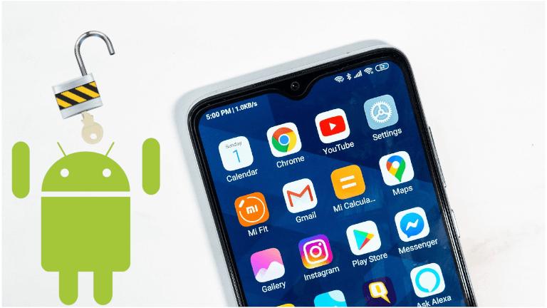 Applications Android mal sécurisées serveurs Firebase