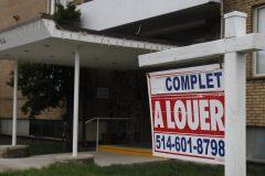 Logement: un 1er juillet qui s'annonce corsé à Saint-Laurent
