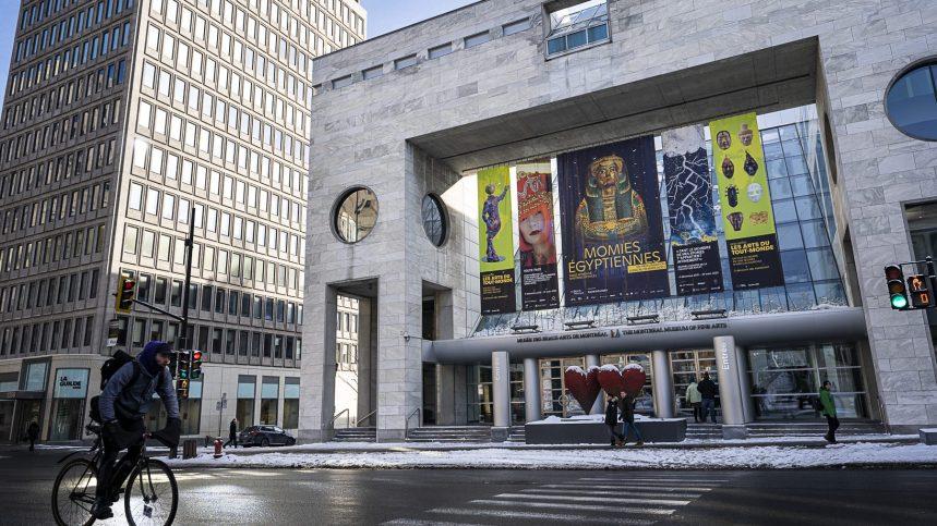 Les musées montréalais espèrent rouvrir d'ici l'été