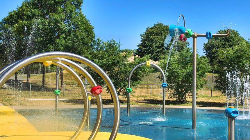 Anjou: Réouverture progressive des jeux d'eau