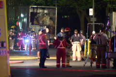 Un camion abandonné mobilise les pompiers à LaSalle