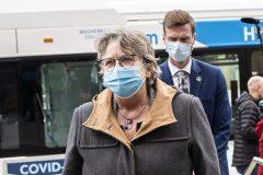 Déconfinement: Chantal Rouleau lance un avertissement aux Montréalais