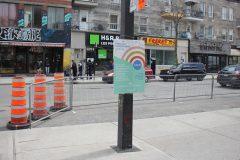 Des citoyens veulent une rue Ontario entièrement piétonnière