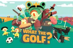 WHAT THE GOLF? est le Smash des jeux absurdes