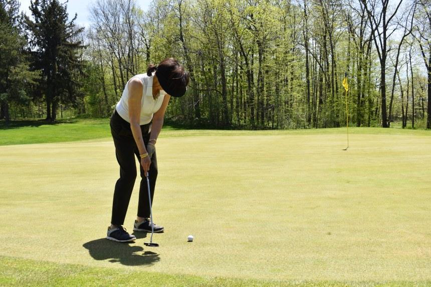 Réouverture des clubs de golf