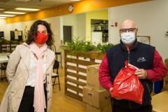 Paule Robitaille achète 2000 masques pour les citoyens nord-montréalais