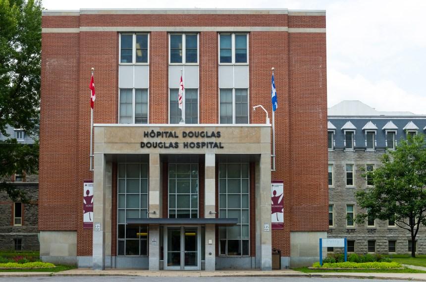 Recrudescence de cas de coronavirus à l'Institut Douglas