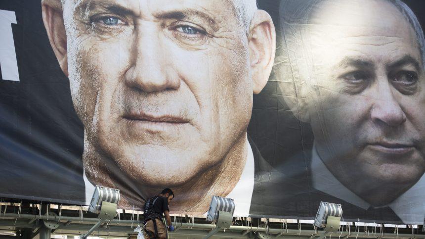 Israël: un gouvernement de Netanyahu et Gantz dès le 13 mai