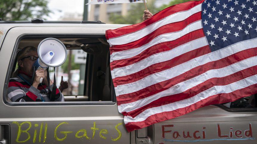 Une vaste majorité d'Américains inquiets du déconfinement