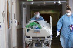 L'Hôpital de Verdun surchargé, les visites aux patients désormais interdites