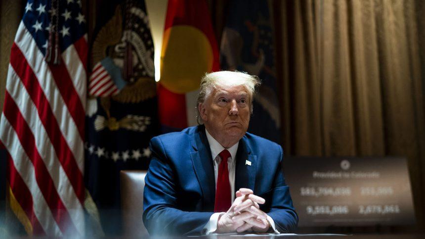 Trump menace de rompre les relations avec la Chine et ne veut plus parler à Xi Jinping