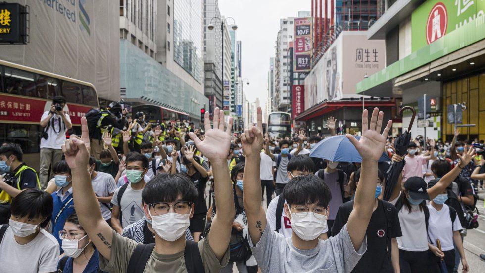 Chine Hong Kong