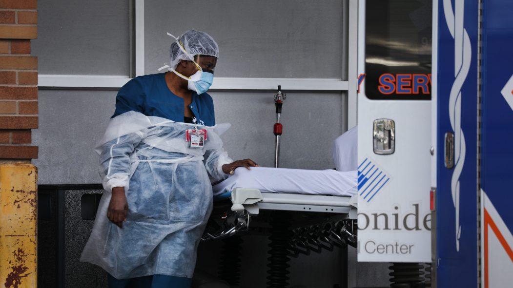Pandémie 100 000 morts aux États-Unis