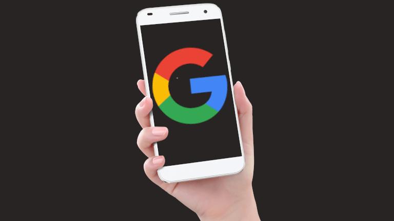Google Search thème sombre dark mode mobile Android iOS Apple