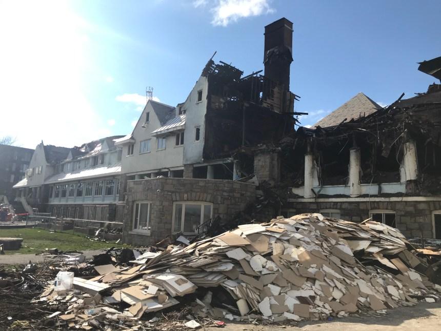 Académie Sainte-Anne: communauté en deuil