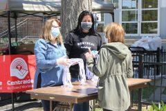 COVID-19: presque tous les masques distribués dans MHM