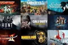 Les jeux gratuits et aubaines gaming du 29 mai 2020