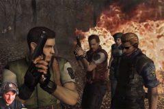 Le tout premier Resident Evil recréé dans Resident Evil 4 !