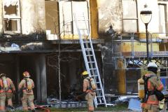 Un incendie criminel retarde la construction de logements sociaux