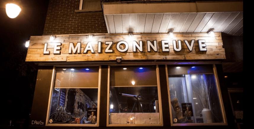 Face à la crise, le Maizonneuve doit plier l'échine