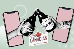 5 à 7 virtuel: Molson offre 25$ pour ceux qui trinquent leur bière en ligne