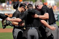 COVID-19: la MLB s'entend avec ses arbitres au sujet des réductions salariales