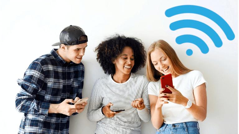 Partager Wi-Fi avec son téléphone Android