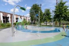Réouverture des jeux d'eau à venir dans MHM