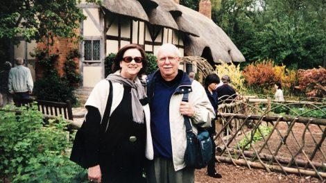 Renée Duclos et Marcel Dubuc